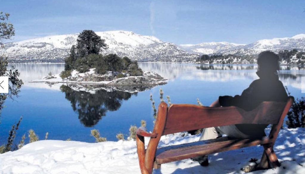 Lago Patagonia argentina